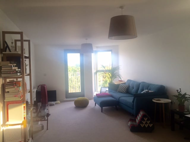 Bright Modern Double Room in Zone 2