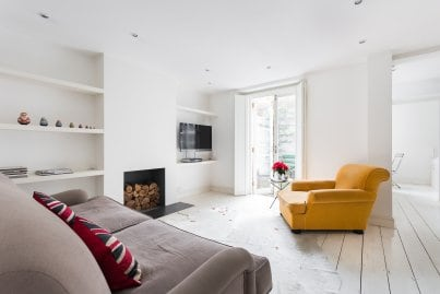 Notting hill new flat with garden