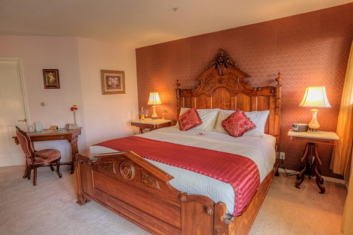 Creekside Inn: Garden Suite