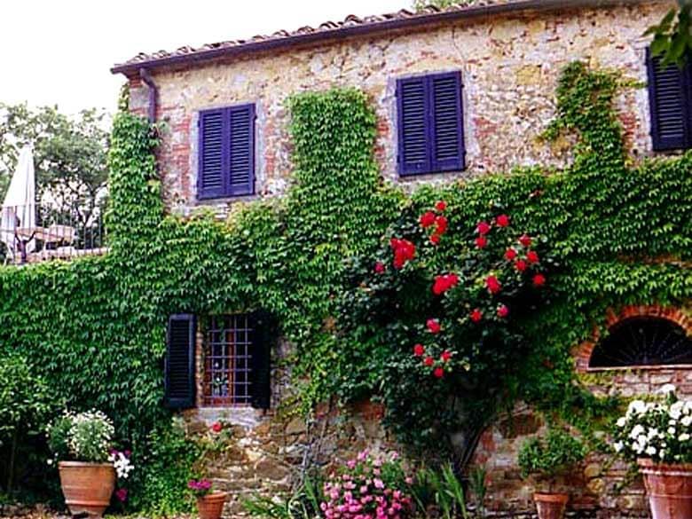 A delightful Terrazza  cottage
