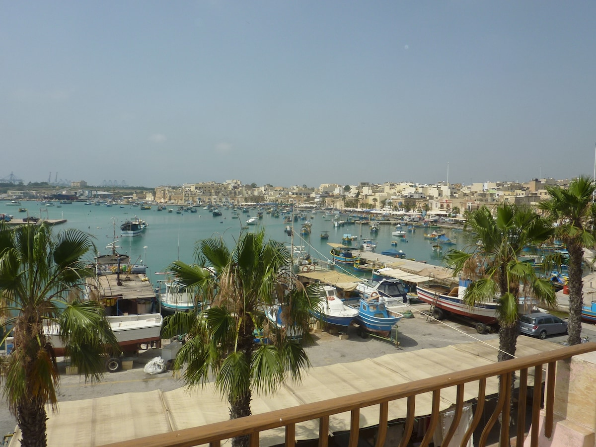 Seafront and charming