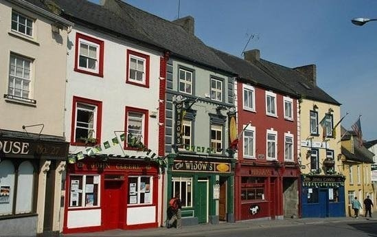 Kilkenny City, Trendy Apartment.