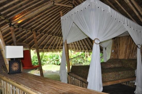 Eco Lodge Ubud, The Leaf Pond