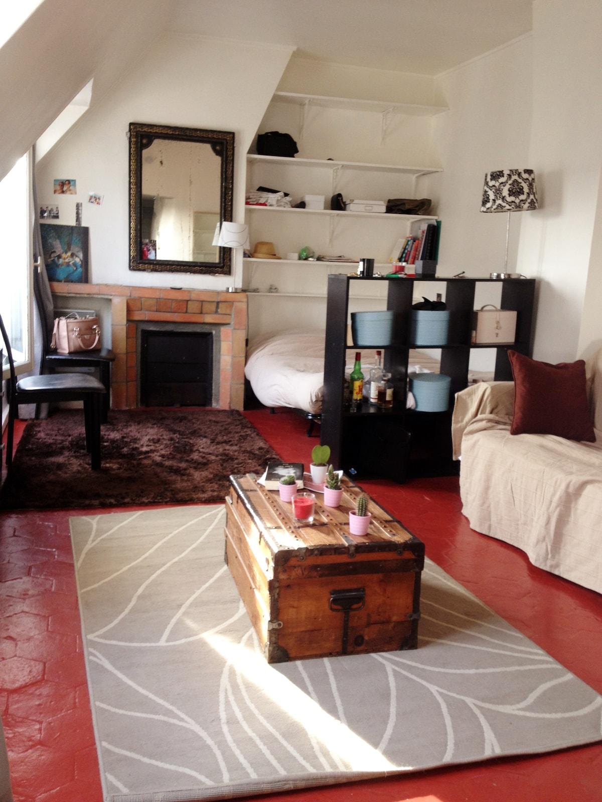 Charming Parisiant Appartment