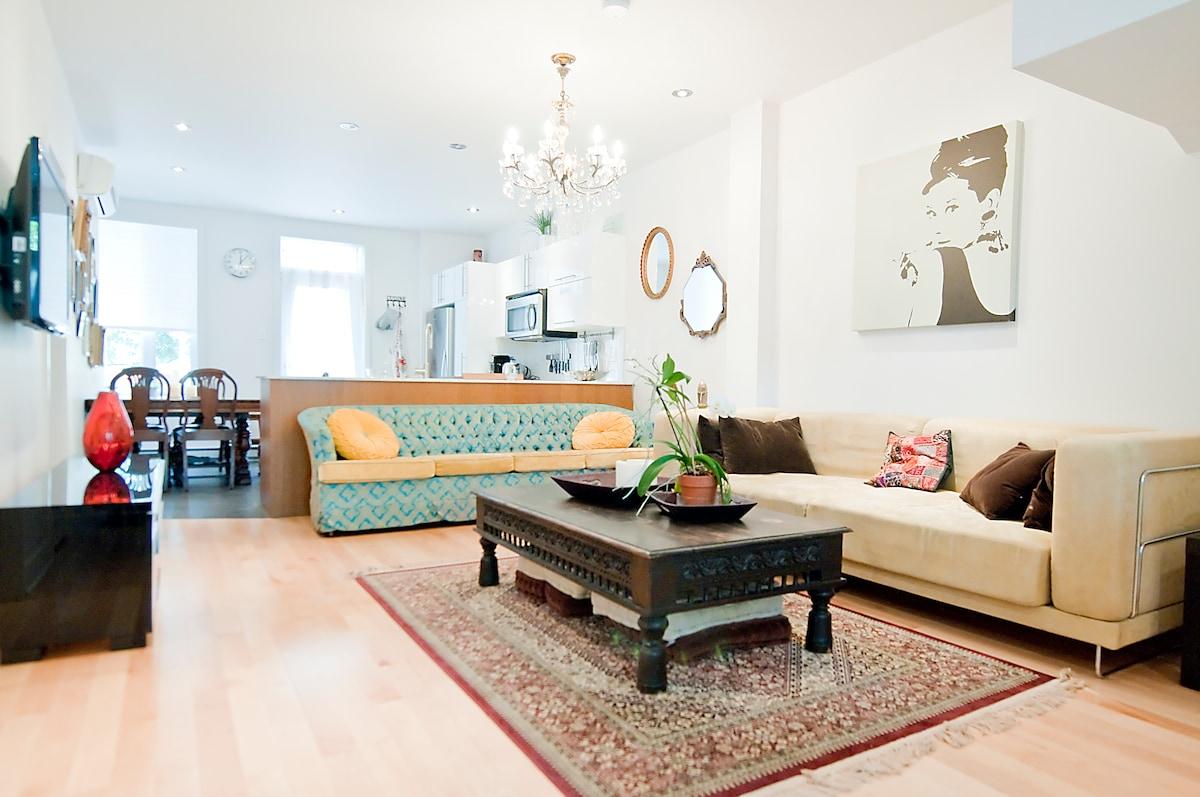 AMAZING apartment Plateau MontRoyal