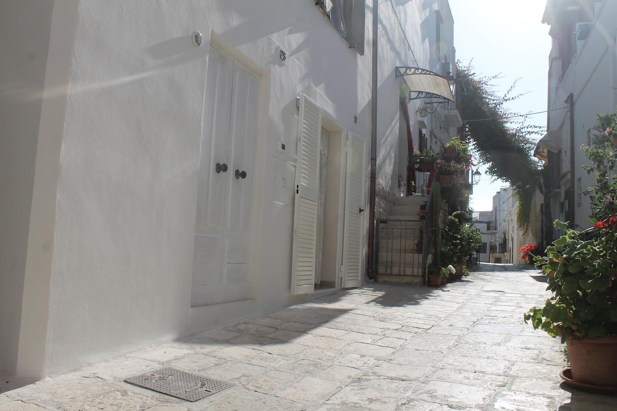 Graziosa casa nel centro storico