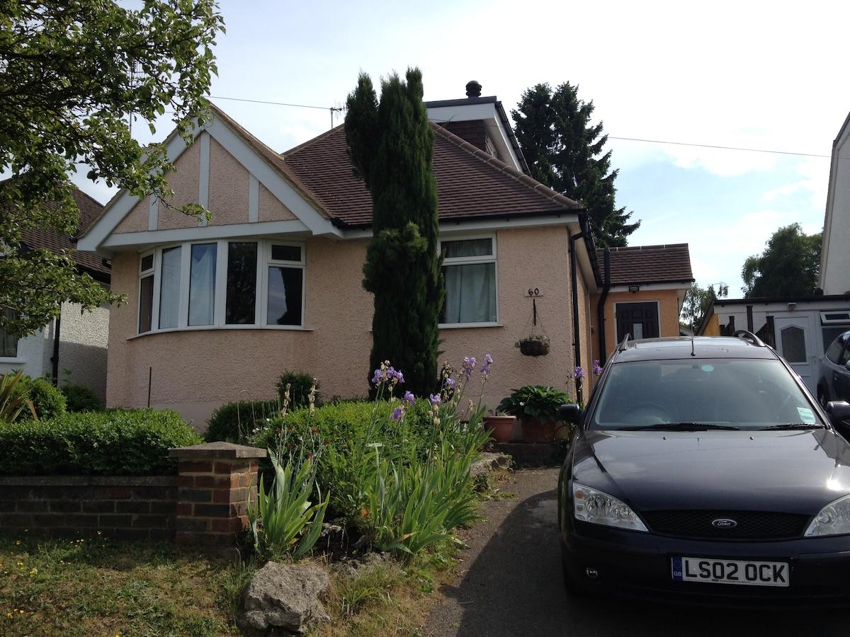 Enjoyable family home