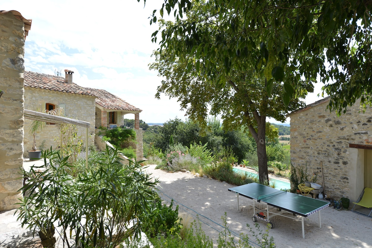 Bed and breakfast in the Cevennes