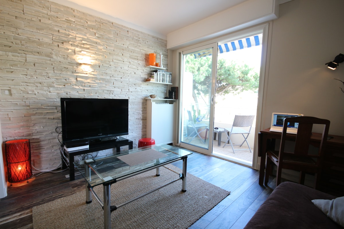 Cosy Appartment, 2 Pers, Sea view