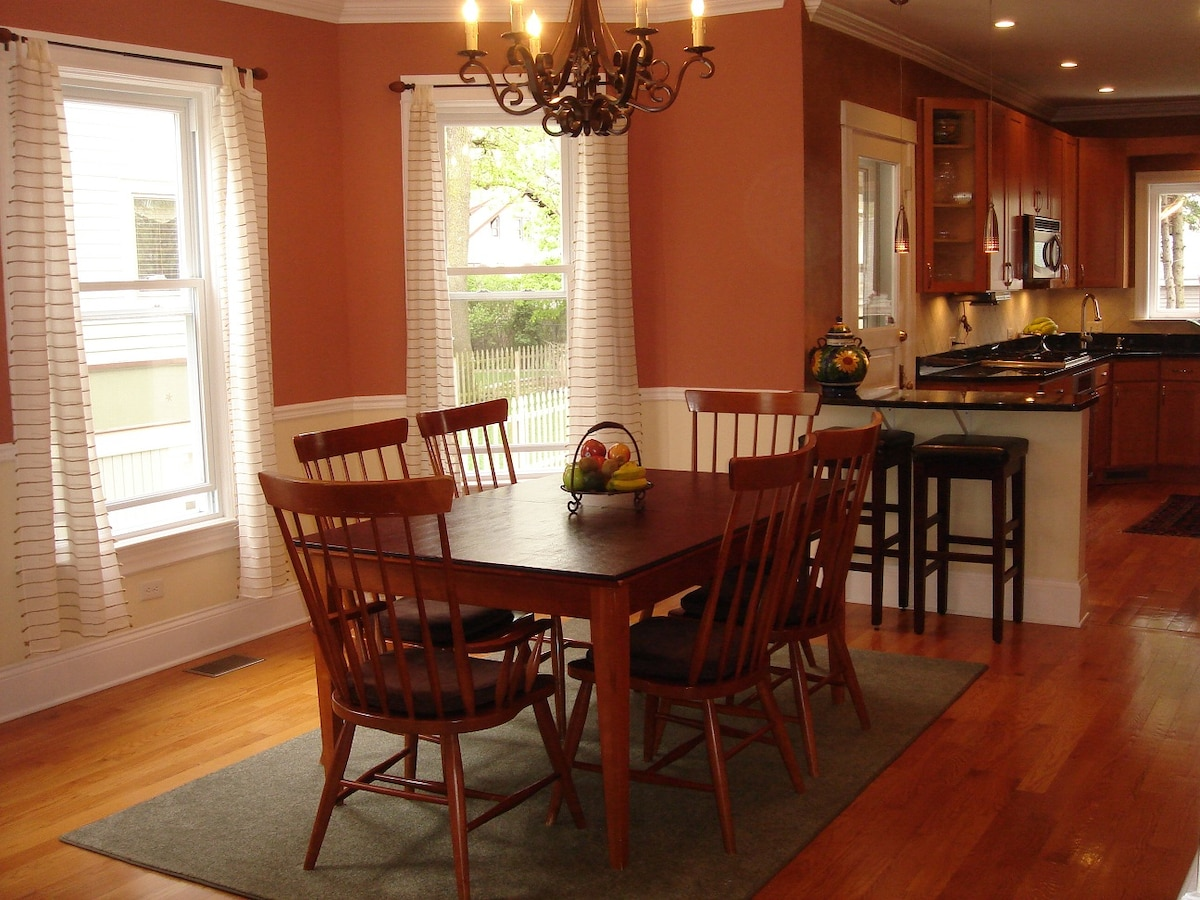 our dinning room