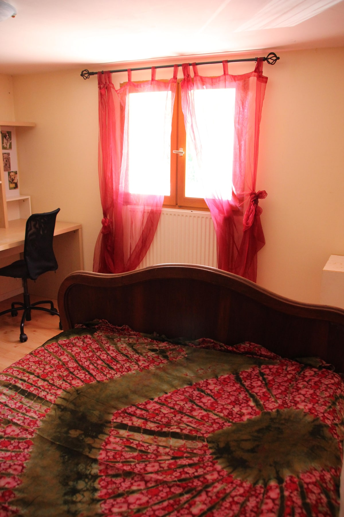 Chambre individuelle dans maison
