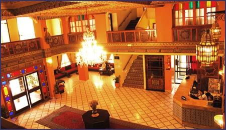 Nouzha   Hotel