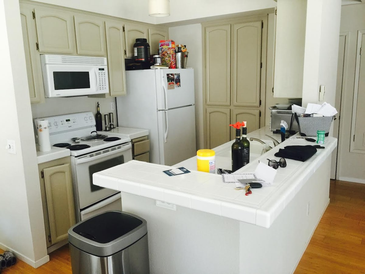 1 bed 1 bath available in San Mateo