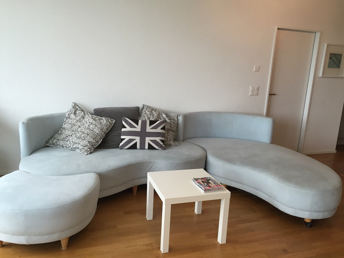 90 sqm Centrally Located Apartment