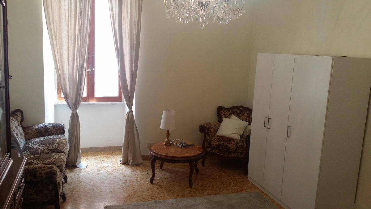 Nice and large room in City Center