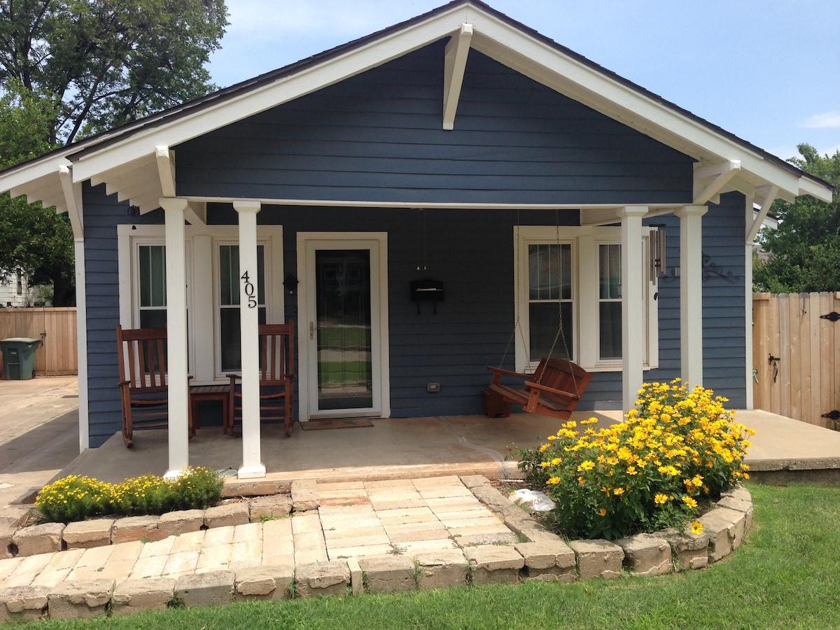Beautiful Home in Historic Edmond