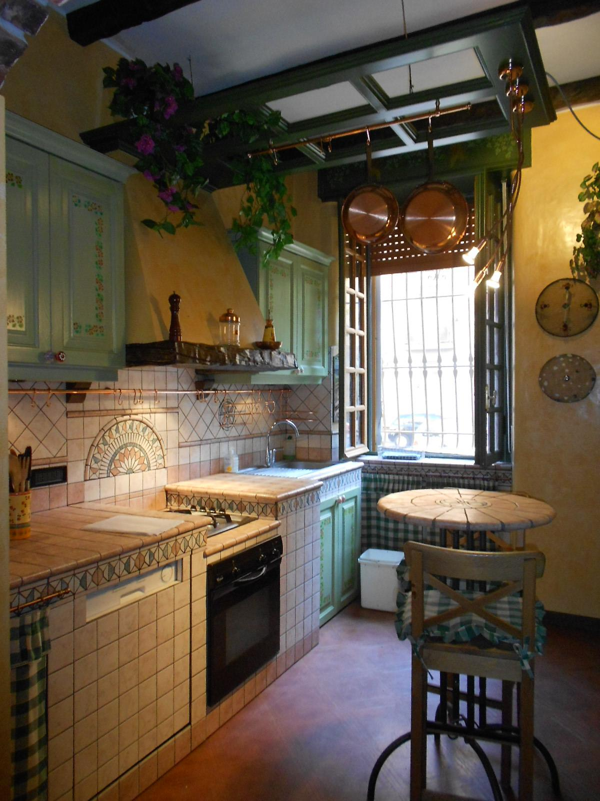 Cozy southern italian style place