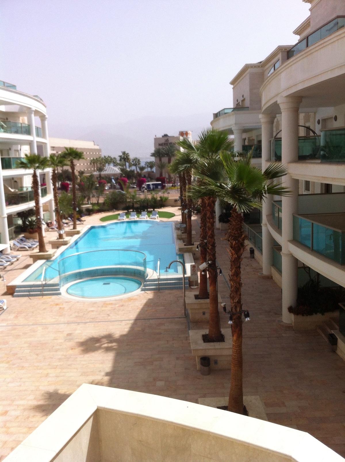 Eilat appart luxueux la palmeraie
