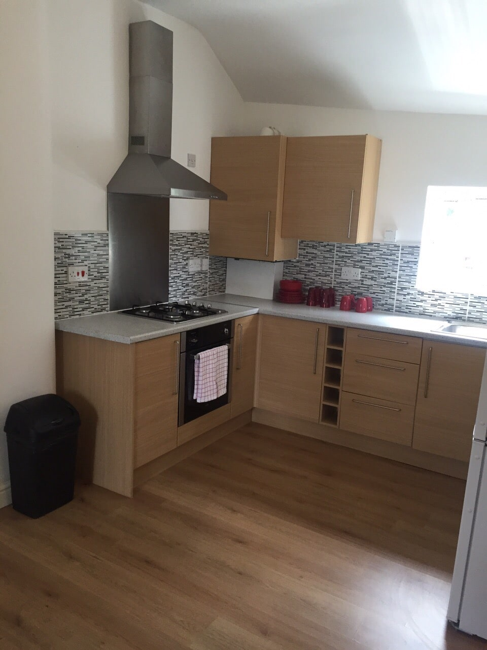 Double bedroom apartment available
