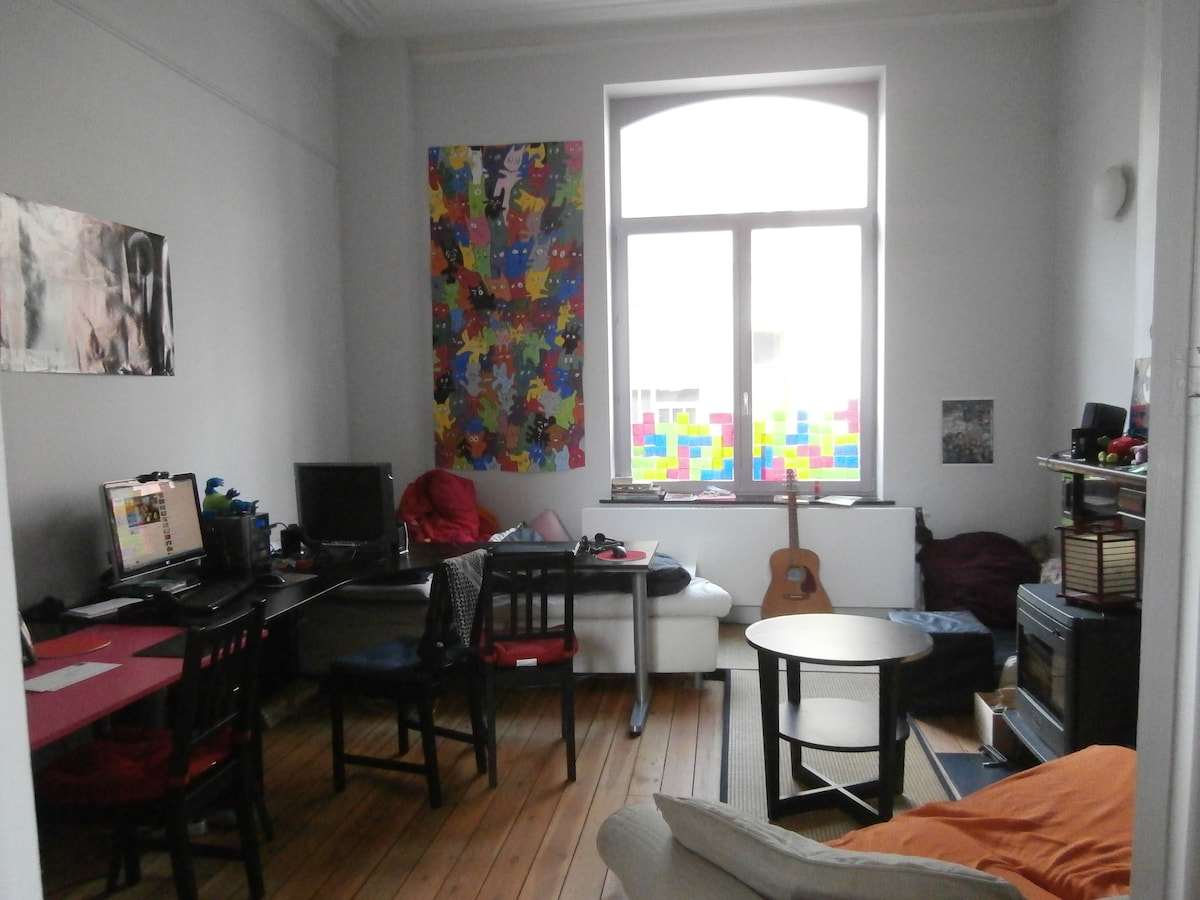 Nice room in a colocation in Flagey
