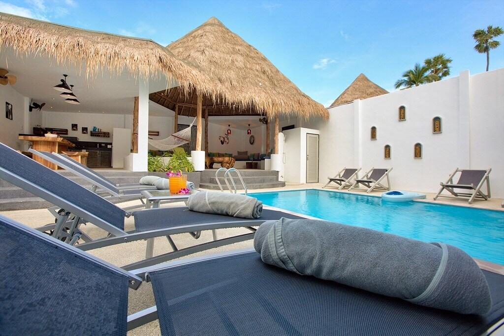 Villa de L EDEN BEACH
