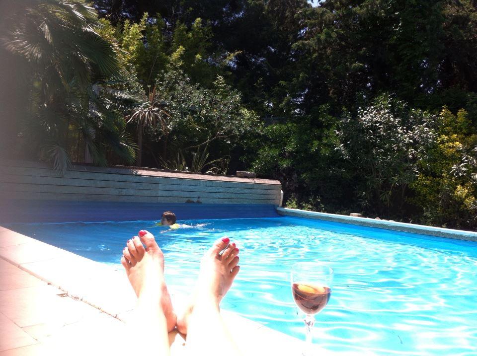 Très grand duplex avec piscine