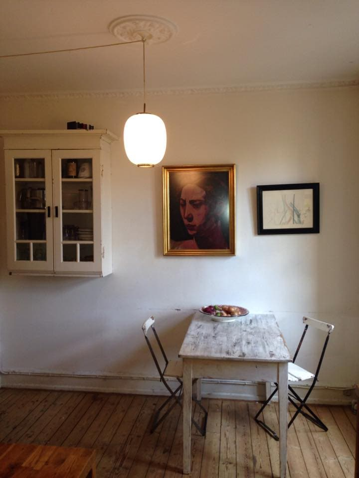 2R apartment in heart of Vesterbro