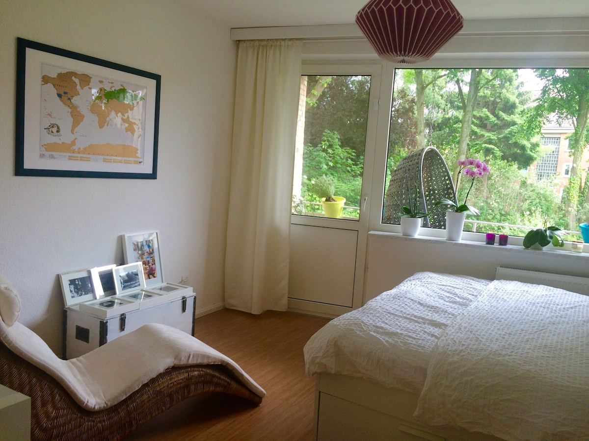 Nice Room near Volkspark Stadium