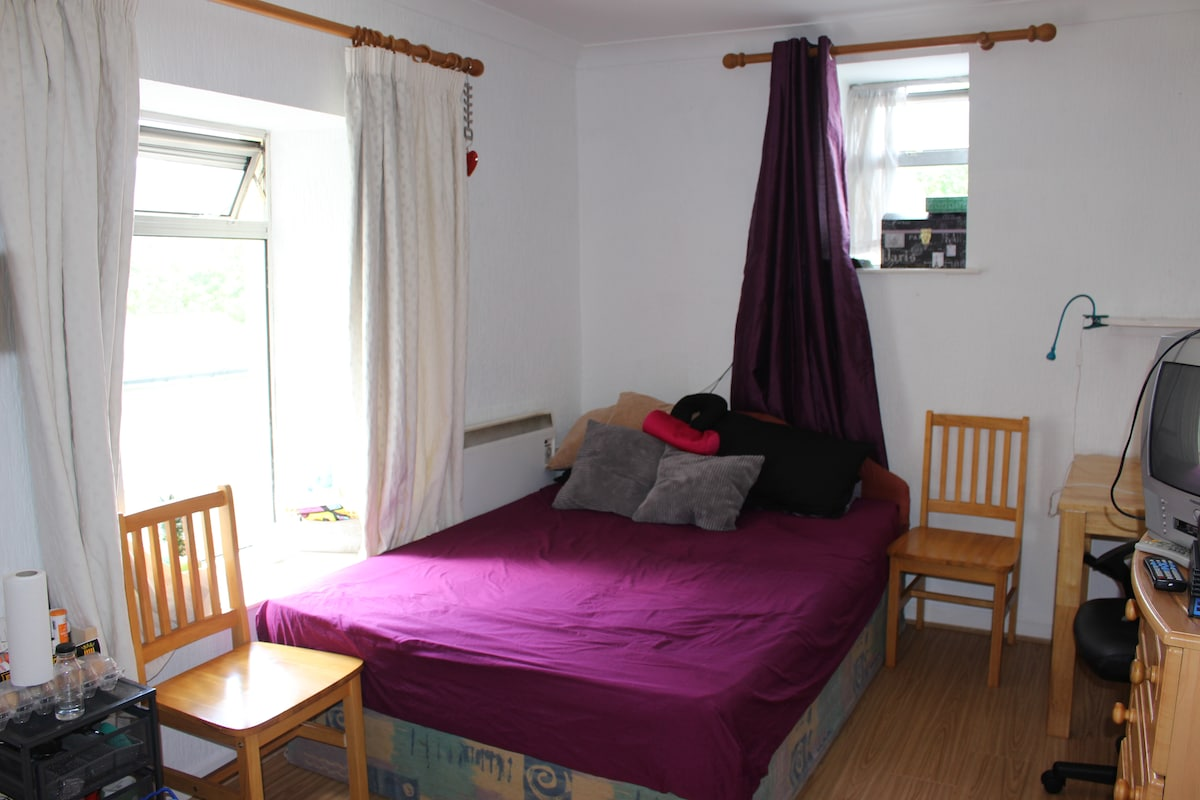 Confortable flat with facilities