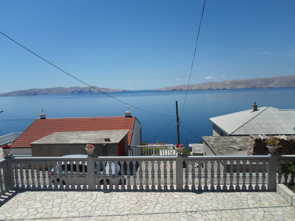 One peaceful place in Senj