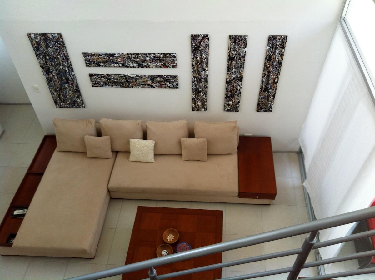 New Luxury apartment Cancun Center