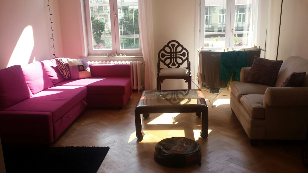 Trendy room in Ixelles