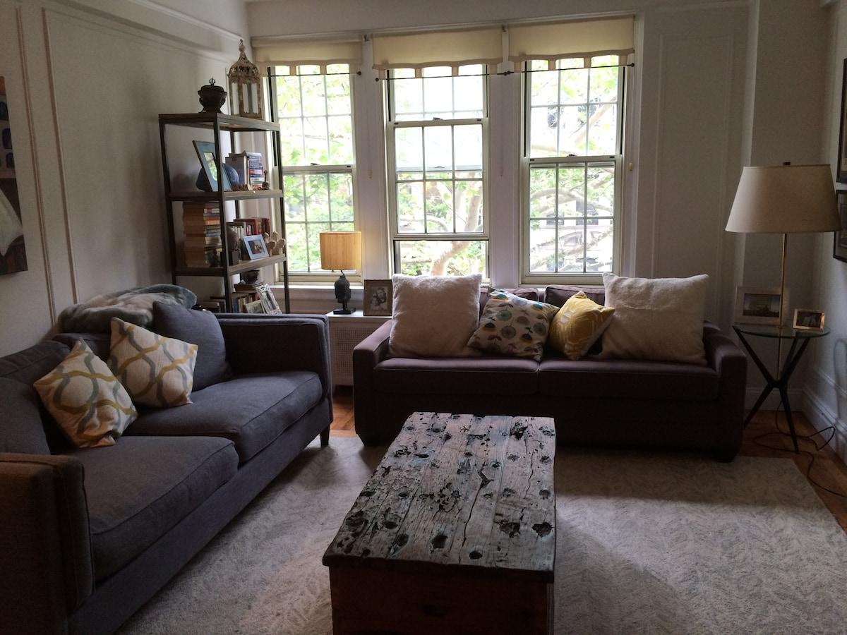 Charming & Warm Brooklyn Home