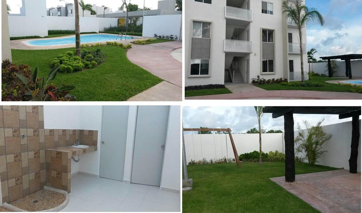 Beautiful apartment Cancun downtown