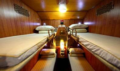 Sleeping Train To Sapa from Hanoi