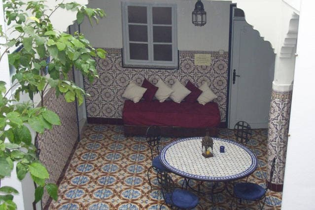 Simple and Awesome Riad; Marrakech