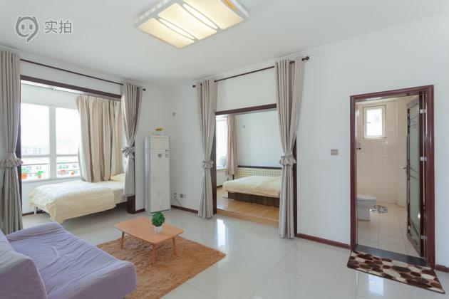 FULL HOUSE温馨舒适家庭套房