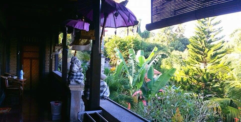 Beautiful View Balcony, Ubud Centre