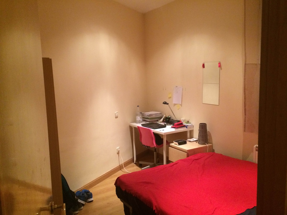 Double room in the heart of Madrid