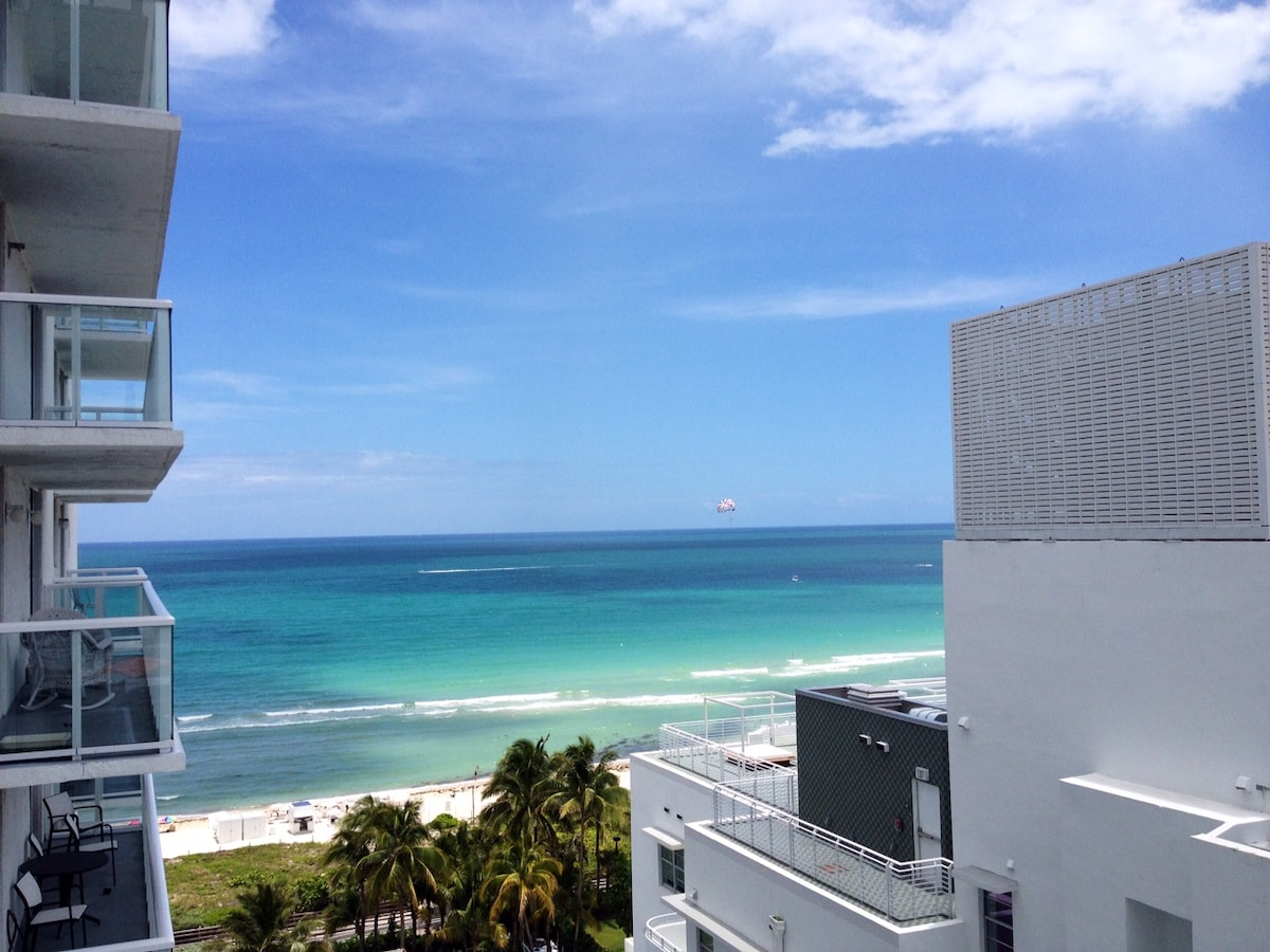 Apartment directly on South Beach