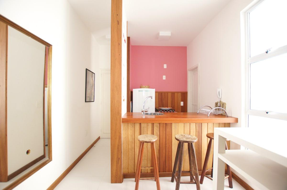 Atelier apartment in Leblon