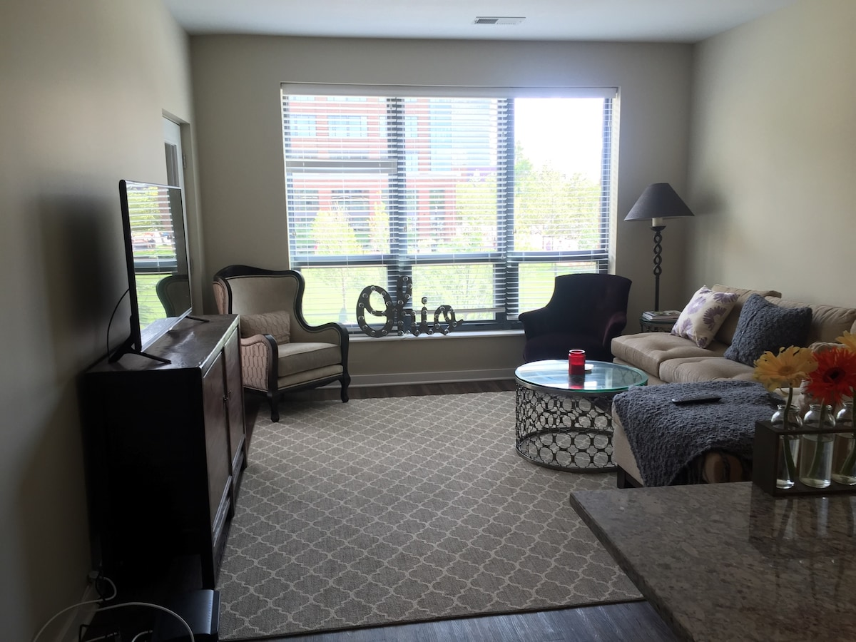 Modern 1 Bedroom in Arena District