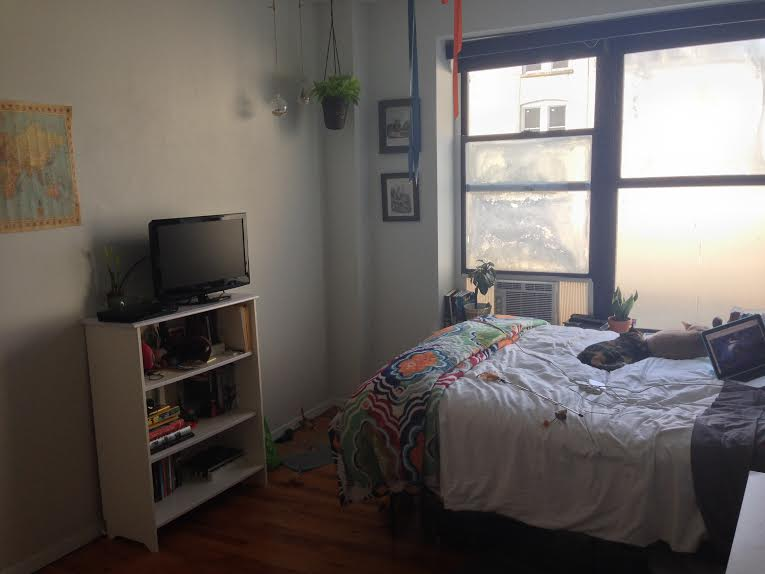 Comfy, bright room in Brooklyn