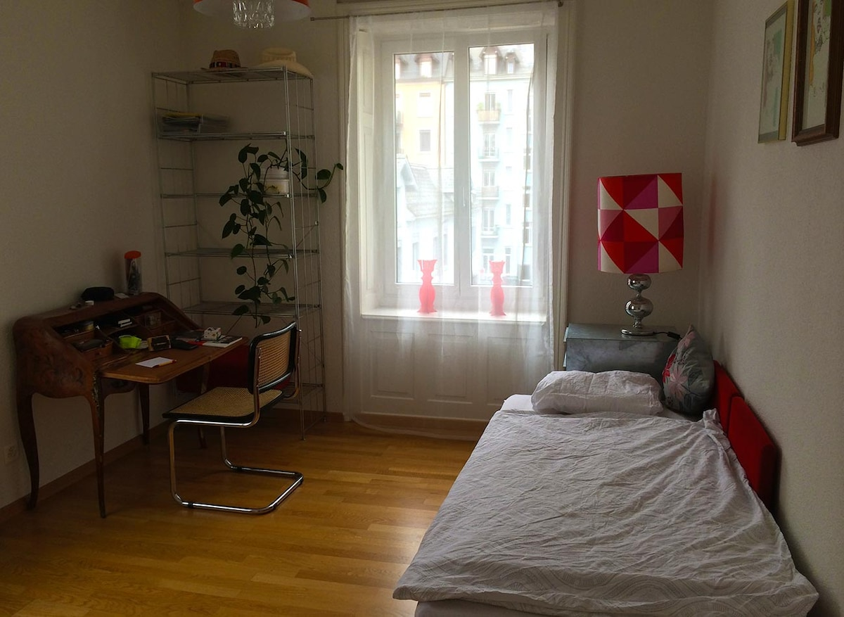 Decent room, centrally located