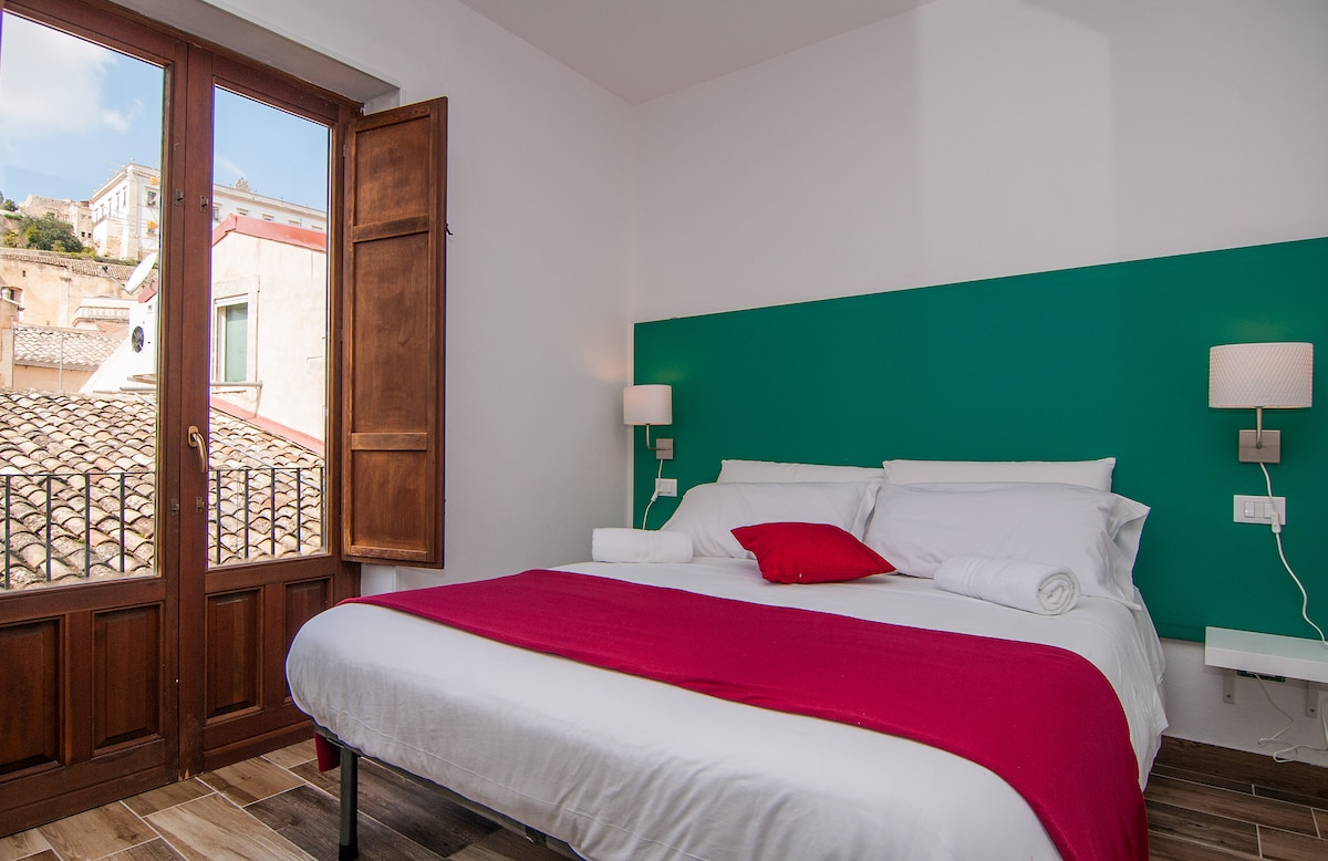 Ensuite room202  in Modica Old Town