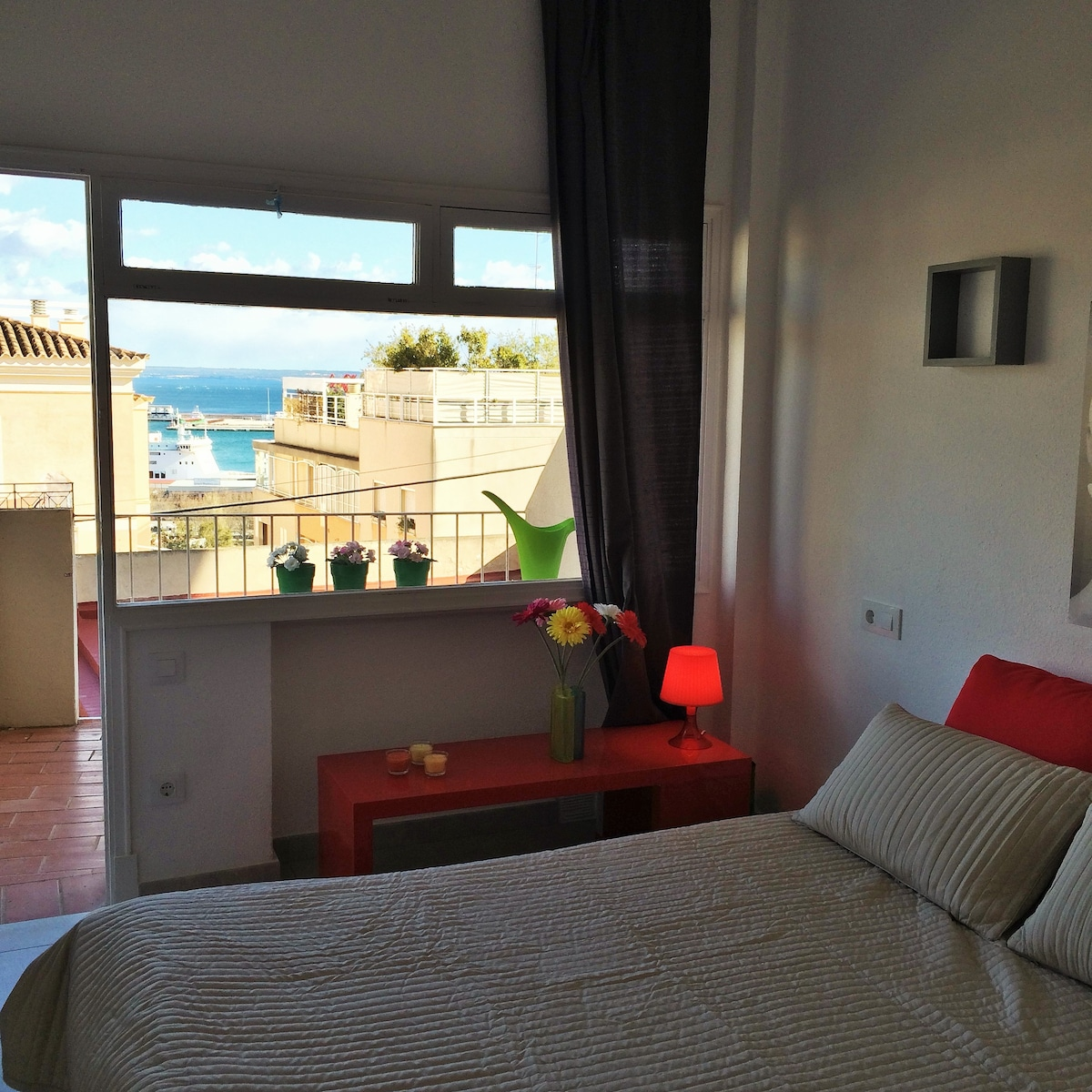 Beautiful estudio flat in Porto Pí