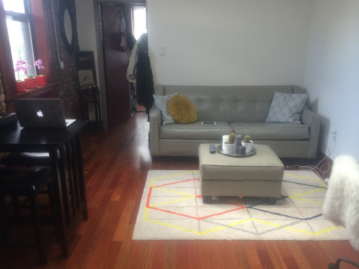 1 BR APT IN HEART OF LES