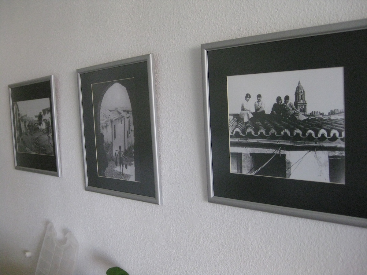 Photos of Old Malaga