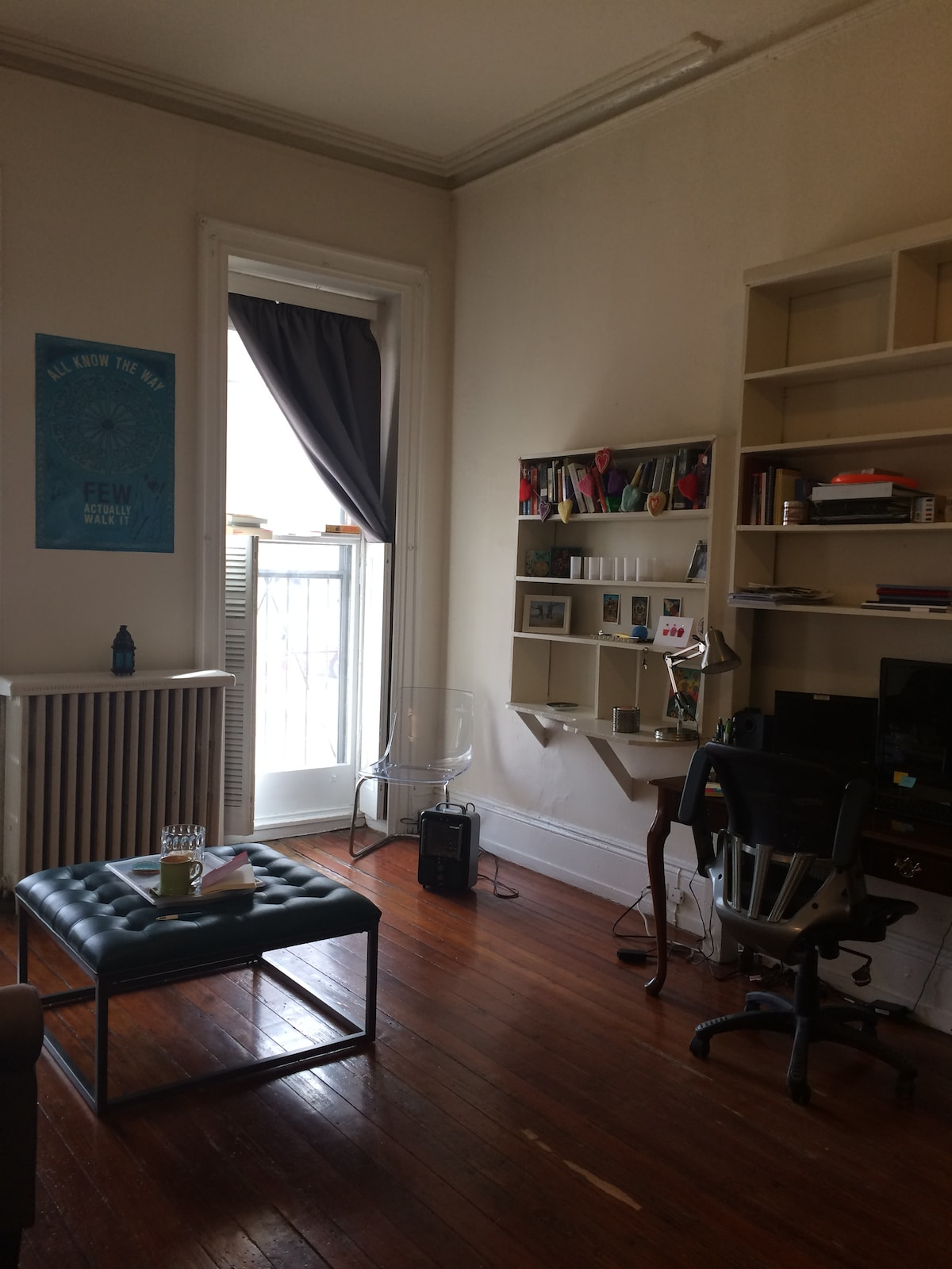 Bright Loft Studio in U City