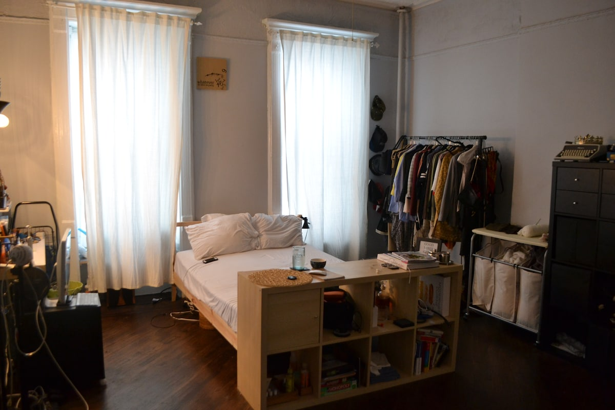 Private Room in 3 Bedroom Apartment